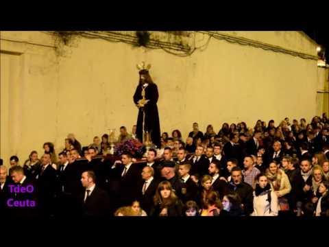 Semana Santa de Ceuta 2017-Traslado del Medinaceli