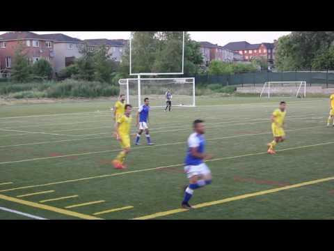 FC Ukraine United   vs Toronto Atomic FC      2-2