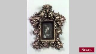 Antique Italian Rococo Florentine Style (19th Cent) Ornately