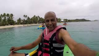 Mana Island, Fiji  -  Jan 2019