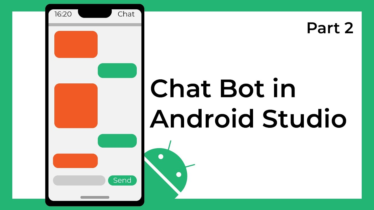 Creating a Chat Bot app in Android Studio using Kotlin (Part 2: UI)
