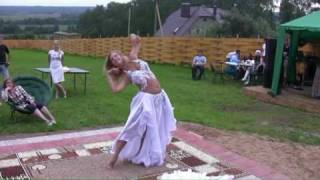 ARABIC BELLY DANCE www.ester-show.ru