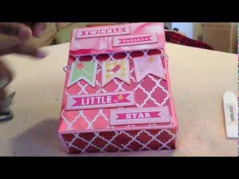 Gift Card Gift Box Baby   YouTube