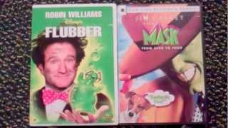 Flubber & The Mask Unboxings