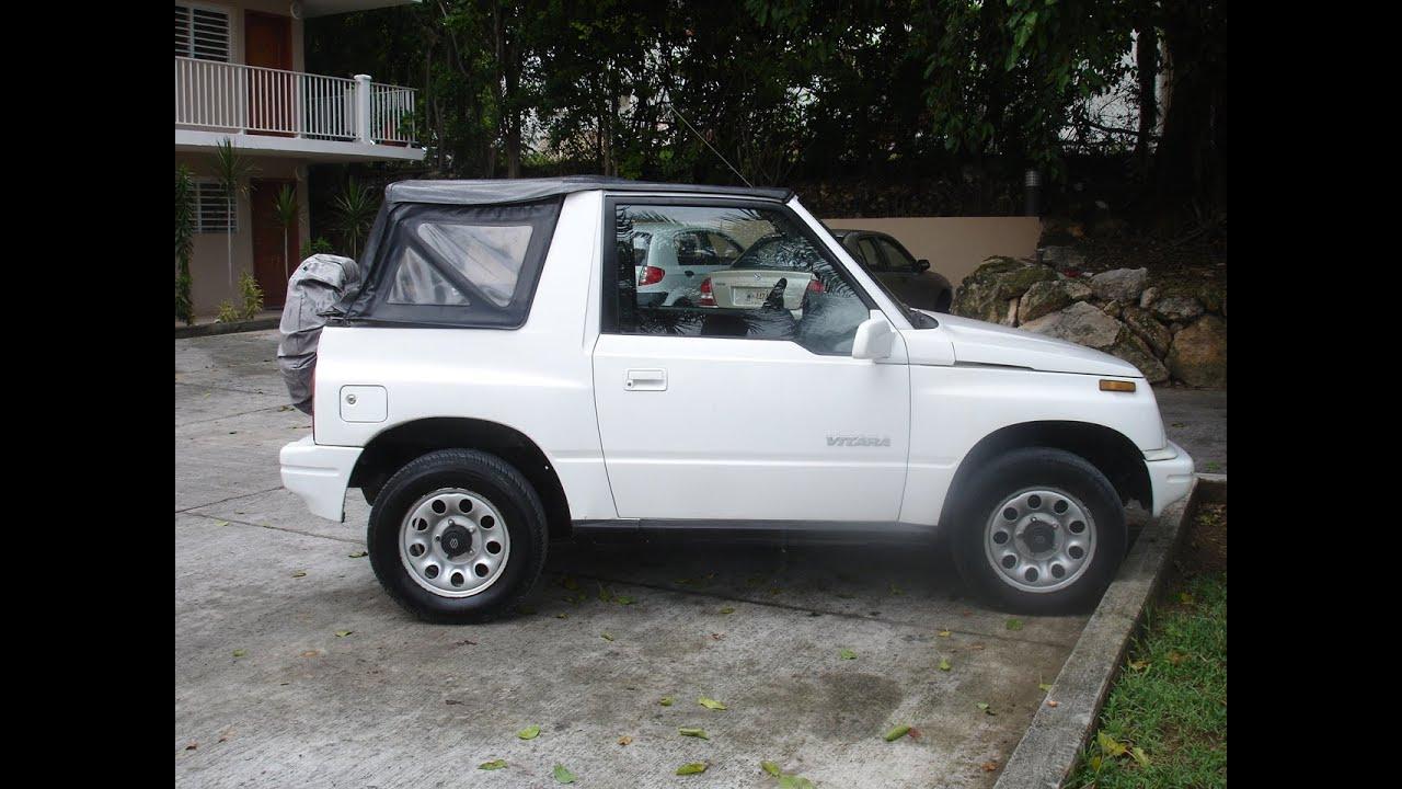 Suzuki Jeep Open Top