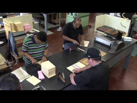U.S. Government Printing Office:  The Bindery