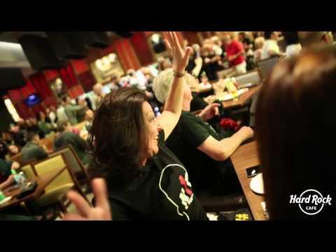 Rising 2015 Hard Rock Cafe Tenerife