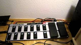 Repeat youtube video Behringer FCB 1010 - KALIBRIERUNG Tutorial