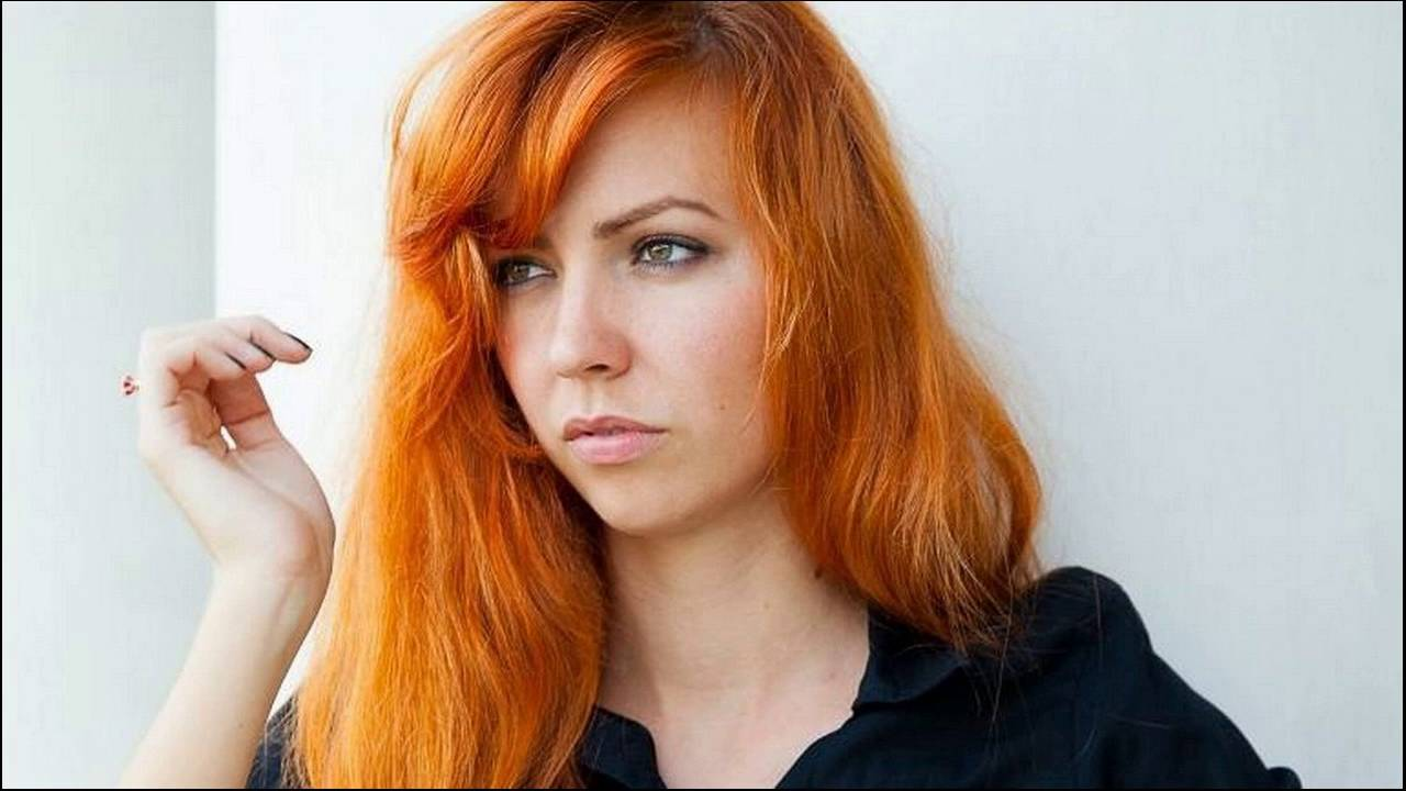 Best Orange Hair Dye And Brands Youtube