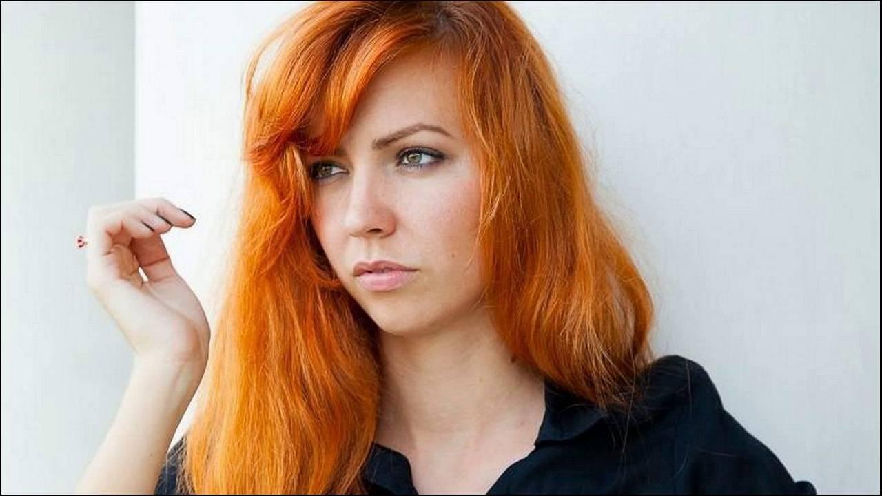 orange hair dye and brands