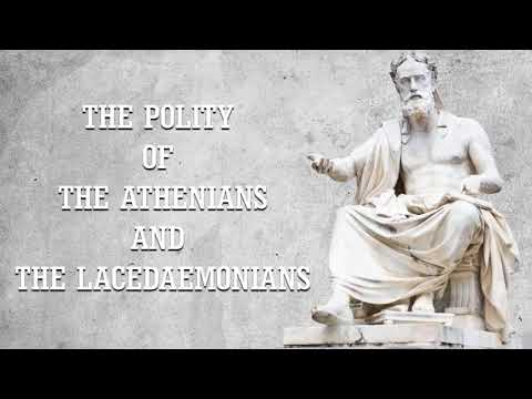 Xenophon - The Polity of the Athenians and the Lacedaemonians (Spartans) 2/3 (AudioBook)