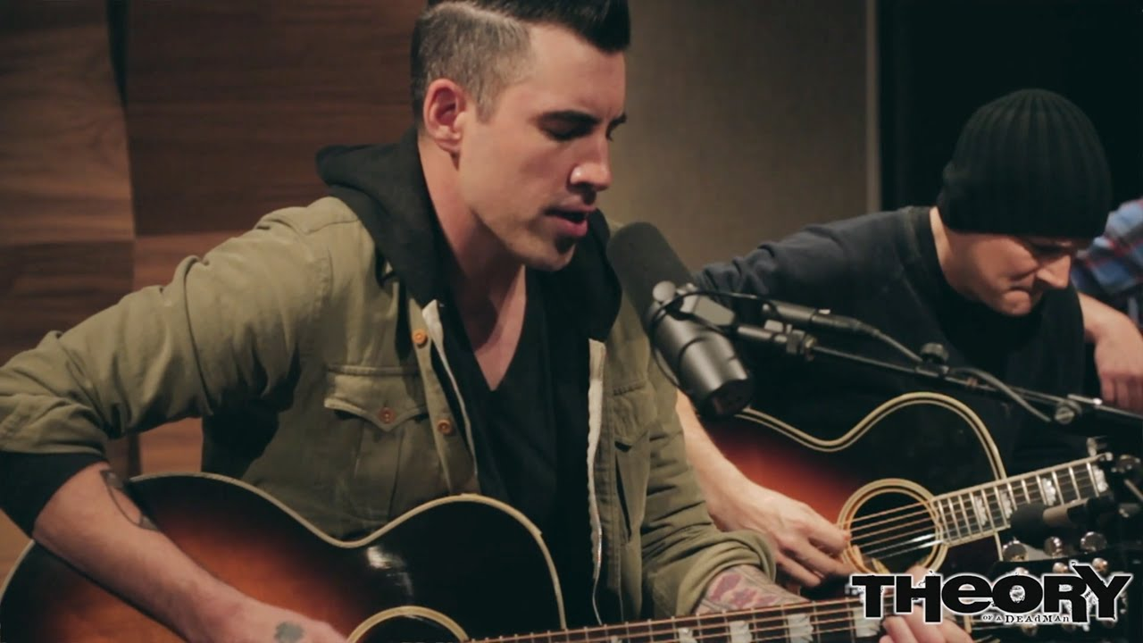 Theory Of A Deadman Angel Acoustic YouTube
