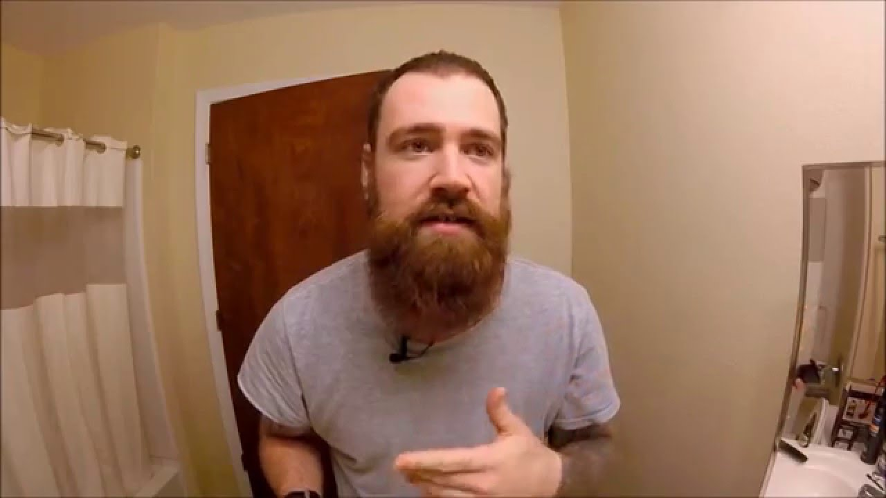 How To Trim And Shape Your Beard At Home Youtube