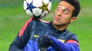 Thiago Alcantara Signs for Bayern Munich! Has Manchester United Missed Out Greatly?