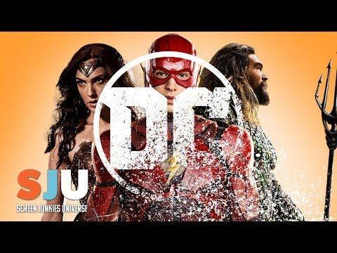 More DC Movie Shakeups! - SJU