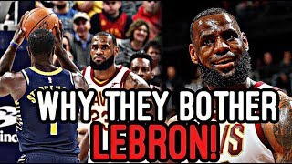 Why the Pacers Will Be a Problem For LeBron!