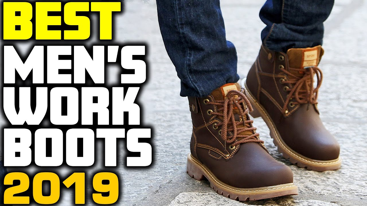 Mens Boots Work