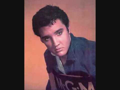 Elvis Presley- Loving you (lyrics)