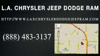 Dodge RAM Trucks 1500 Los Angeles LAX Long Beach South Bay Torrance