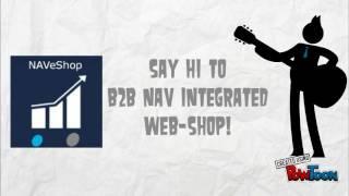 NAVeShop - B2B NAV Integrated Web-Shop