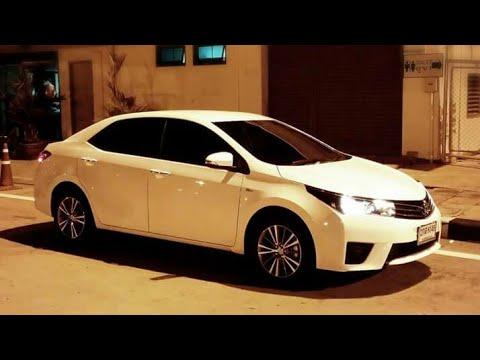 Toyota Corolla Altis 1.6G - Clip01