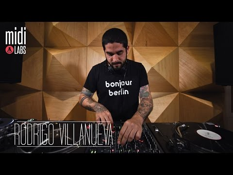 Rodrigo Villanueva | Vinyl Session en Qmulus Sound