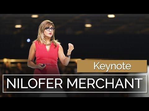 Nilofer Merchant - Success Formula for Leading in the Social Era - Nordic Business Forum 2015