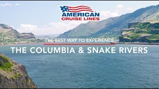 Columbia & Snake Rivers Cruise, Oregon