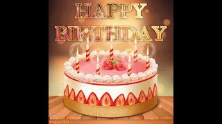 Feliz Aniversário! Happy Birthday ! Feliz Cumpleaños ! Joyeux Anniversaire !