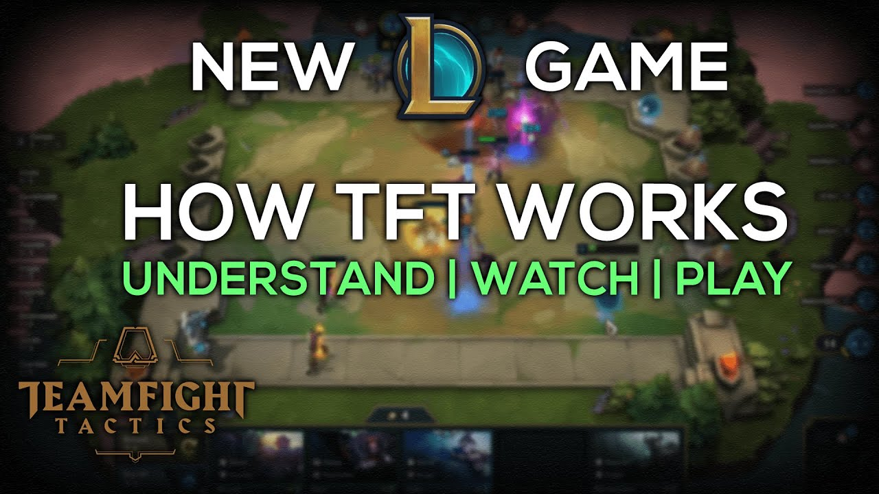 'Teamfight Tactics' Cheat Sheet and Release Date: Riot Games 'Auto Chess' on PBE