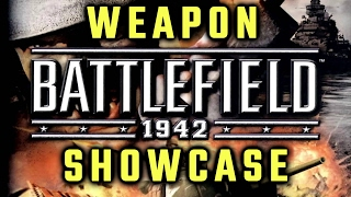 Battlefield 1942 - All Weapons Showcase [All Expansion Packs Included] (60 FPS)