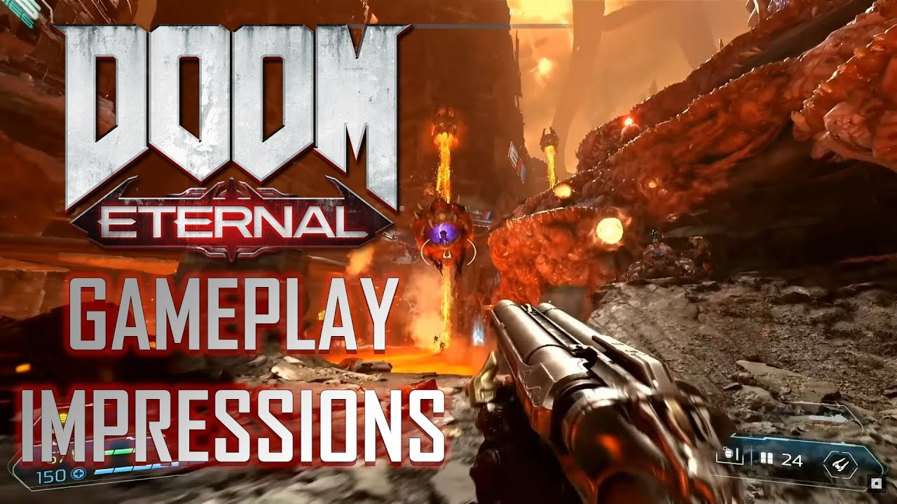 E3 2019: DOOM Eternal hands-on impressions
