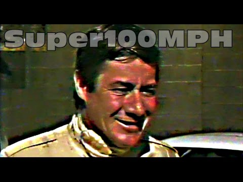 Kevin Bartlett 1985 De Tomaso Pantera Interview
