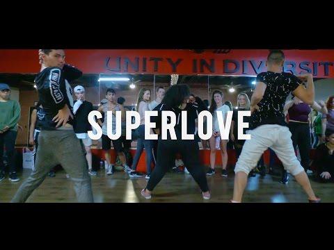 Tinashe - Superlove - Choreography By Brooklyn Jai