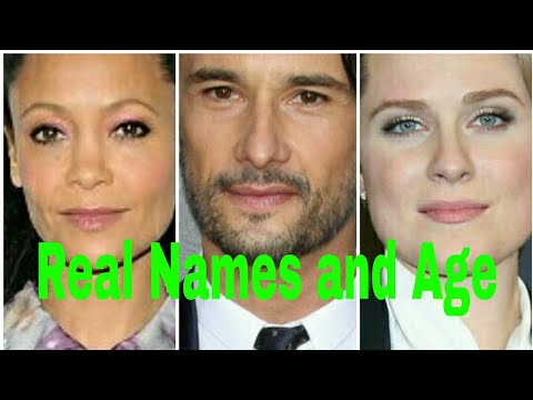 Westworld Cast Real Names and Age