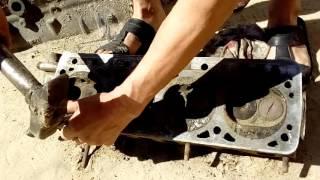 Краткий обзор замены клапана седла
