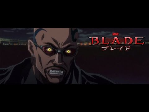 Blade Marvel Anime Review Better Late then Never