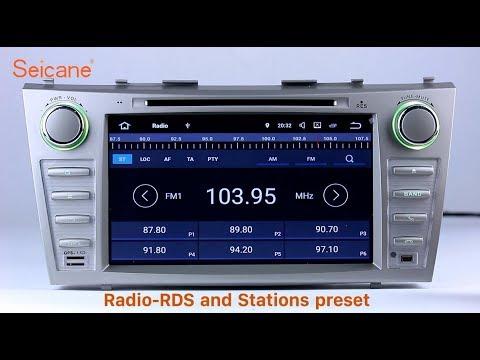 2011 camry radio