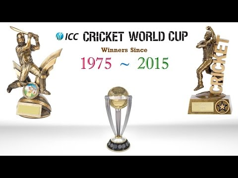 Pictures of world cup cricket