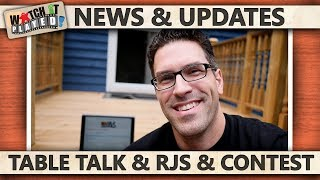 News (2018-09-21): Talk is back, New Old Channel, Contest