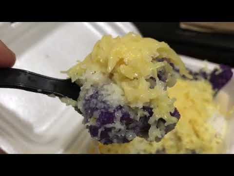 Travel Food Vlog #6: ZENY'S PUTO BUMBONG (puto bung bong ni Zeny) VIDEO BLOG REVIEW