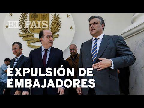 Venezuela expulsa al embajador español en Caracas | Internacional