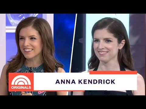 'Pitch Perfect' Star Anna Kendrick's Best Moments On TODAY