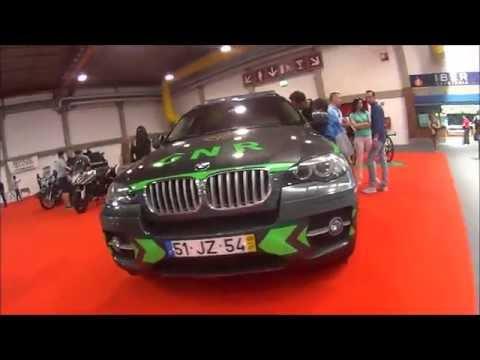 Salão Auto do Porto 2016 - Veículos da GNR (Guarda nacional Republicana)