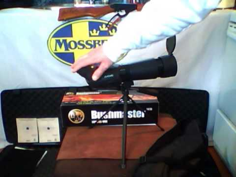 Bush Master 20x60x60 spoting scope / case ,..