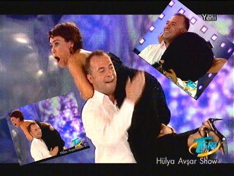 Hülya Avşar getting butt spanked - 2004