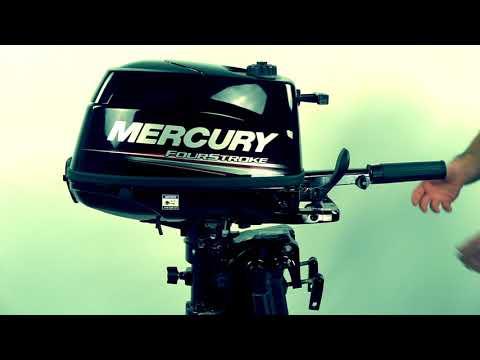 Mercury 4hp - 6hp for sale by Network Yacht Brokers Swansea