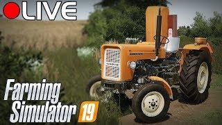 ★ Gramy sobie na Osinie! ★ Farming Simulator 19 ???? LAJT BOŻY ★ Arikson - Na żywo