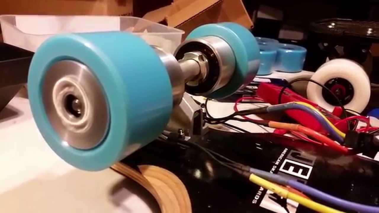 carvon version 2 dual hub motors electric skateboard. Black Bedroom Furniture Sets. Home Design Ideas