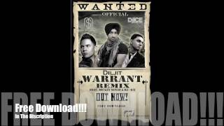 Diljit - Warrant Ft. Mickey Singh & Dj Ice (Official Remix) Punjabi New 2011 June